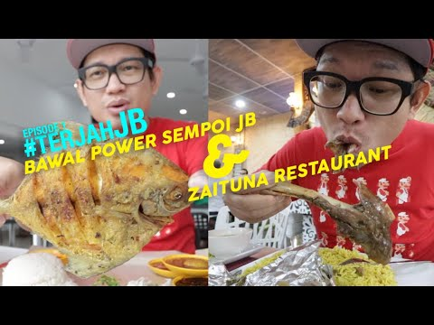 Di JB Dah Ada Bawal Power Sempoi & LAMB SHANK Padu?   #TerjahJB Episode 1