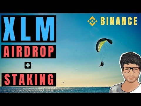 Binance announces Stellar (XLM) Airdrop and Staking – Don't Miss! – Hindi