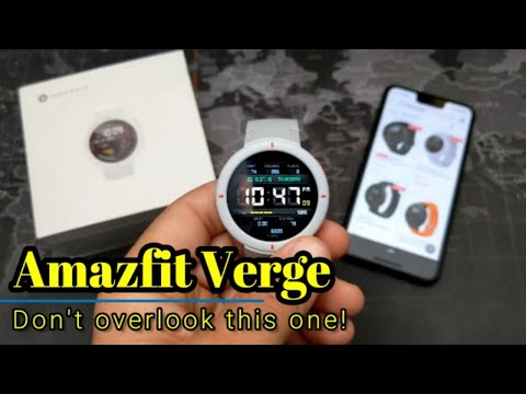 Amazfit Verge – A long term review!