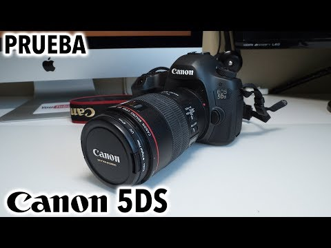 Canon EOS 5DS | Revisión y calidades