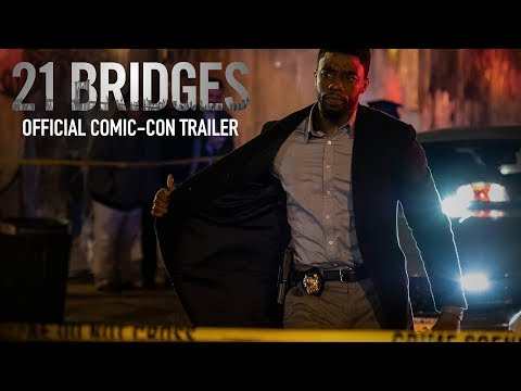 21 Bridges | Comic-Con Trailer | In Theaters September