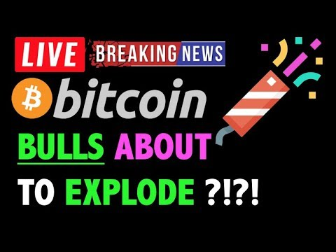 Bitcoin BULLS ABOUT TO EXPLODE?! 🛑 – LIVE Crypto Trading Analysis & BTC Cryptocurrency Price News