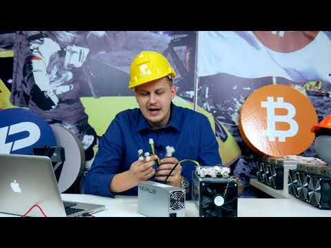 Bitcoin mining with Bitmain Antminer S9 – how to get started?
