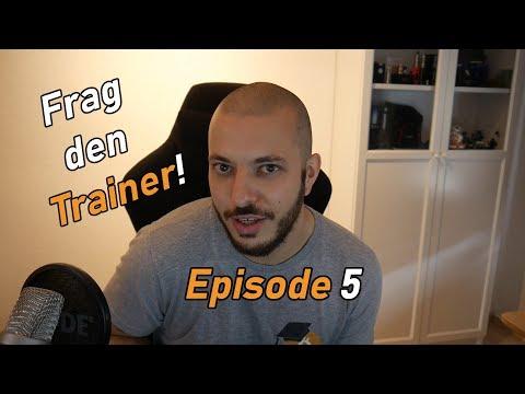 Frag den Trainer! Episode 5 | IOTA, Bitcoin und die Zukunft!