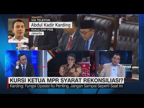 Gerindra: Di Era SBY Sudah Ada Contoh Ketua MPR Bukan dari Koalisi