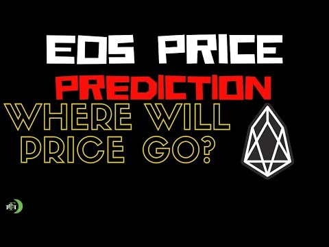 EOS PRICE PREDICTION – WHERE WILL PRICE GO?