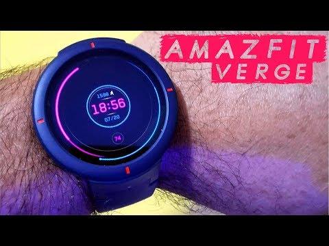 Amazfit Verge   Smartwatch Esportivo da Xiaomi – Review