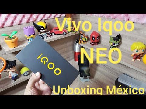 Vivo Iqoo Neo Unboxing México/ el mejor gama media…
