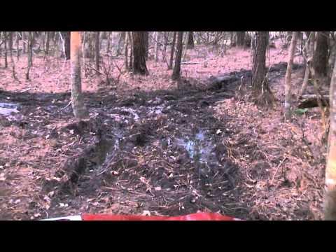 Arctic Cat Prowler XTZ 1000 Trail Ride – Woods – Mud – Pasture