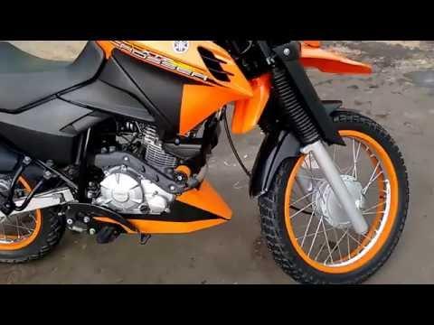 Yamaha XTZ 150 Crosser tunada