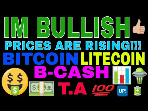 Relax Everyone!!! | BULLISH Bitcoin/B-Cash/Litecoin, Never Seen Technical Indicators! |
