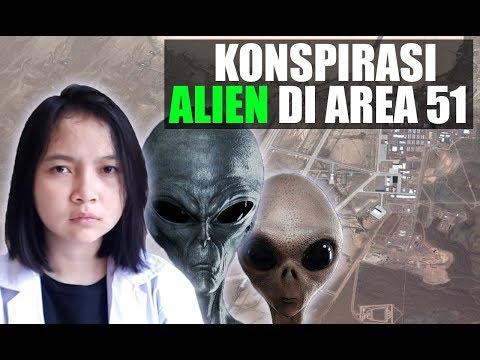 Apakah Benar Ada Alien di Area 51? – Belajar Bersama