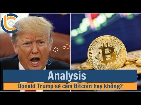 #394 – Tổng Thống Donald Trump Có Cấm Bitcoin Hay Không? | Cryptocurrency | Tiền Kỹ Thuật Số | Tài C