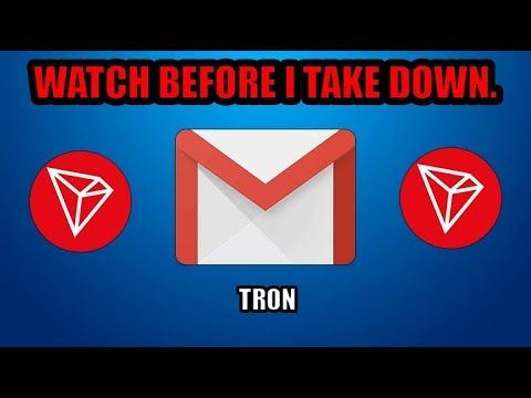 """Revealed: Private Tron [TRX] Letter To """"Crypto Influencers"""""""