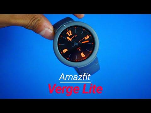 Amazfit Verge Lite | El SMARTWATCH perfecto por menos de $90