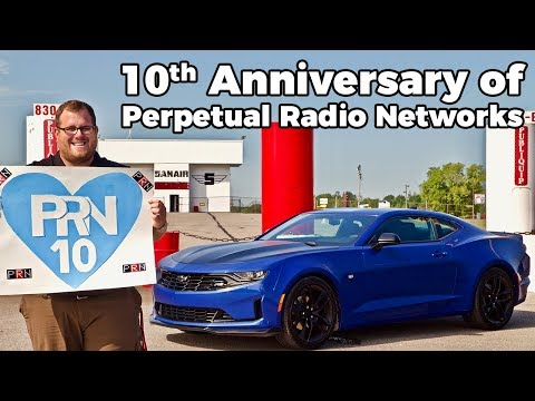 10 Years of PRN! | Drag Races at Sanair Super Speedway