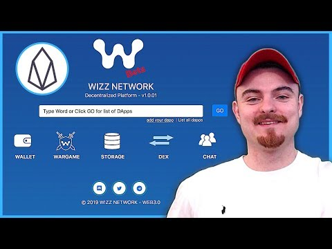 Wizz Network Walkthrough – Everything You Need In Crypto (EOS)