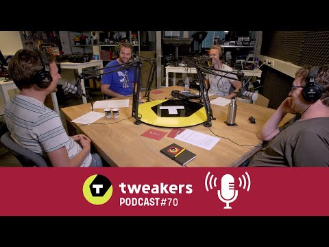 Tweakers Podcast #70 – De gevaren van iot, phishingpogingen en Galileo