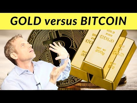 Gold vs. Bitcoin:  PLUS Current Events in Stocks & the Economy