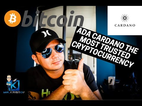 ADA Cardano voted most trusted cryptocurrency! Bitcoin losing $10k battle! $8k Bitcoin next?