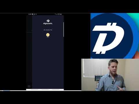 DigiByte Update – #25 – CryptofacilEX, Folgory, and app updates
