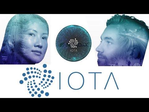 GANHE IOTA A CRIPTOMOEDA DA INTERNET DAS COISAS (IoT)