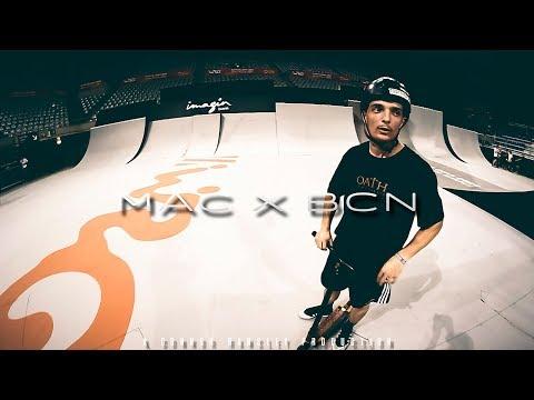 MAC X BCN 2K19