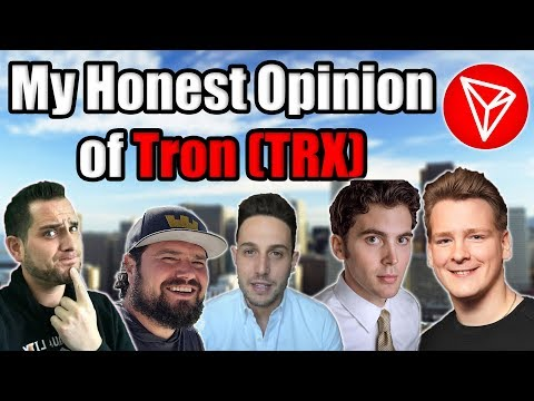 Did I Change My Mind On Tron [TRX]?
