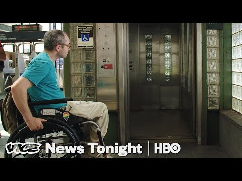 Is New York City's Subway Actually ADA Accessible?