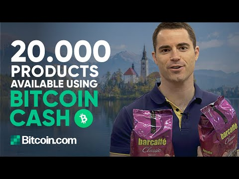 This Supermarket Accepts Bitcoin Cash!
