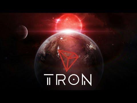TRON TRX JUSTIN SUN FUD QUIETS DOWN! PRICE SHORT TERM BEARISH? TRONTV!