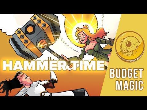Budget Magic: $99 (13 tix) Hammer Time (Modern, Magic Online)