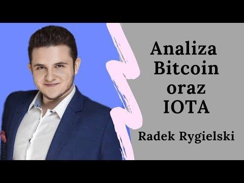 Radek Rygielski Analiza Bitcoin oraz IOTA