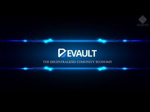 Conhecendo a Criptomoeda DeVault