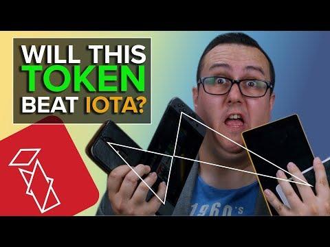 Internet Node Token $INT – Will It Surpass IOTA??? Token Review