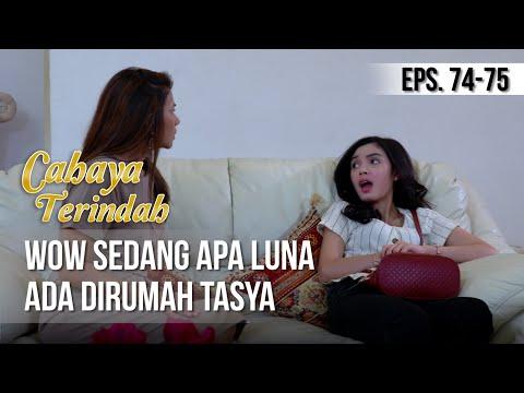 CAHAYA TERINDAH – Wow Sedang Apa Luna Ada Dirumah Tasya [29 Juli 2019]