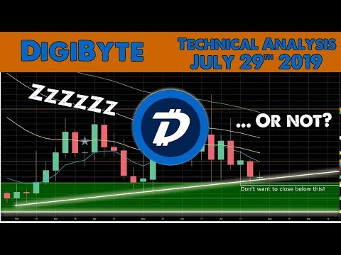 DigiByte Technical Analysis – July 29 2019
