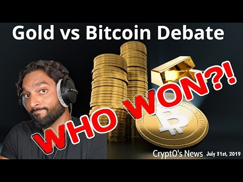 🙏Fed Rates = Good For BTC? | Gold vs Bitcoin Debate | LedgerX Beats BAKKT | NBA On Ethereum | More!