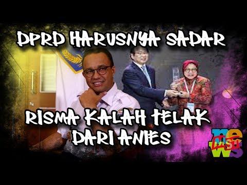 DPRD DKI Harusnya Sadar Risma Tak Ada Apa-Apanya Dibanding Anies Baswedan