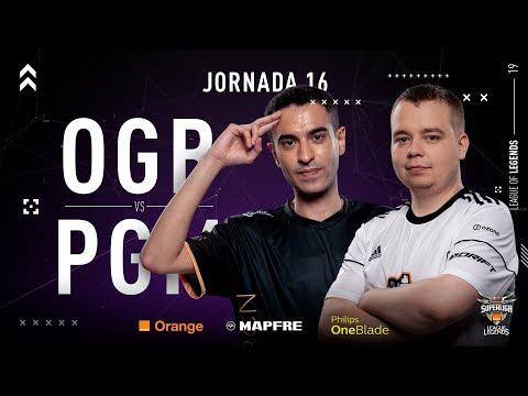 ORIGEN BCN VS PENGUINS | Superliga Orange League of Legends | Jornada 16 | 2019