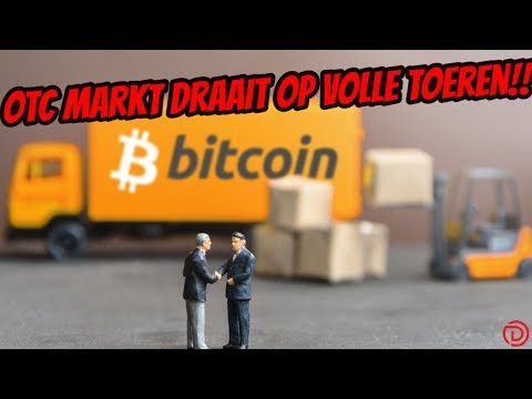 🏎️OTC markt Draait op Volle Toeren!! | Doopie Cash | Bitcoin & Crypto