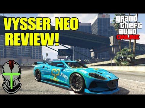 GTA Online Vysser Neo Review!
