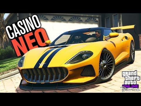 GTA 5 Online – NEW Vysser Neo Customization (Diamond Casino)