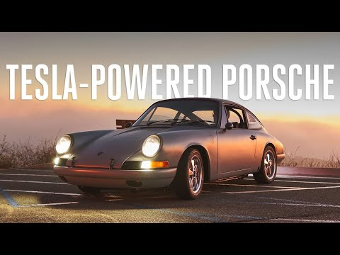 Tesla-powered Porsche 912: vintage meets electric