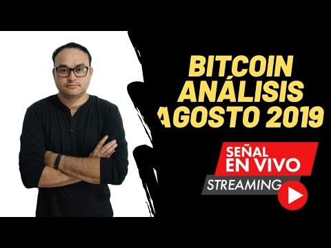 ANÁLISIS DE BITCOIN Y CRIPTOMONEDAS PARA AGOSTO 2019   BITCOIN V226