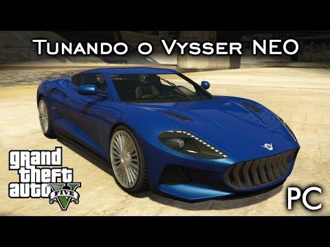 Tunando o NEO – DLC The Diamond Casino & Resort | GTA V – PC [PT-BR]