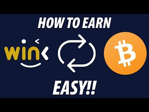 What is WinK on Tron? How I Earn Bitcoin With It?