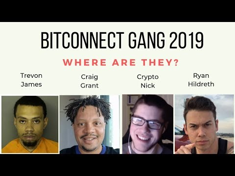 Where Is The BitConnect Gang Now?