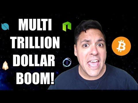 'MASSIVE' MULTI-TRILLION CRYPTO BOOM INCOMING! (Warning: BULLISH Video!)