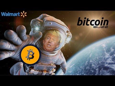 Donald Trump's Advisor Bullish on Bitcoin! Walmart Cryptocurrency